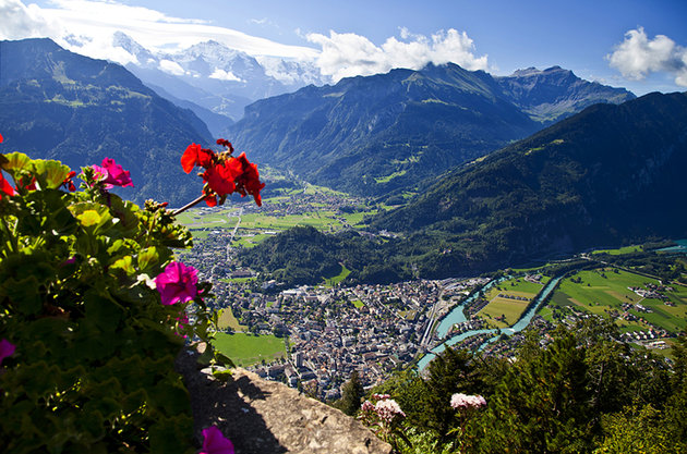 Interlaken انترلکان