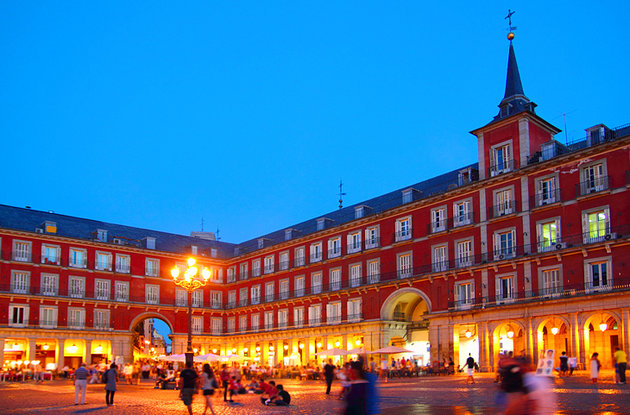 Plaza Mayor، مادرید